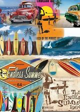 15 Different Classic Surf Metal Signs Set $9.95 Ea. Free Shipping You Get All 15