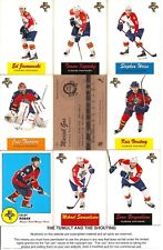 2012-13 OPC O-Pee-Chee Retro Florida Panthers Master Team Set (17)