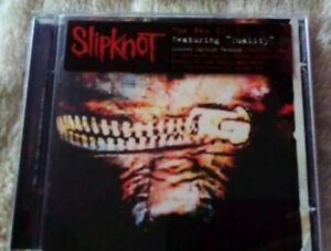 CD Slipknot – Vol.3 The Subliminal Verses Nu Meta Music Album 2004