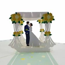 Wedding Arbour 3d pop up card