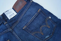 EDWIN relaxed tapered Herren Men stretch Jeans Hose 29/34 W29 L34 darkblue NEU