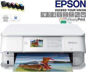 Epson Expression Premium XP6105 Wireless Inkjet Photo Printer Epson 202 Inks Low