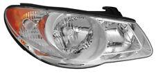 Headlight Assembly fits 2007-2007 Hyundai Elantra  DORMAN