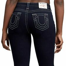 True Religion Women's Halle Super Skinny Fit Stretch Jeans in Body Rinse