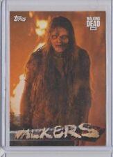 Topps The Walking Dead Season 7 Insert Trading Card Walkers #W-3