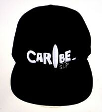 Caribe SUP Snapback Cap Hat Black Stand Up Paddle Boards