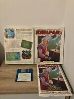 RAMPART COMMODORE AMIGA EXCELLENT CONDITION COMPLETE 100%