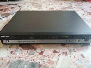 Samsung lettore dvd reader / recorder with hard disk DVD-HR 737 DVD Spieler