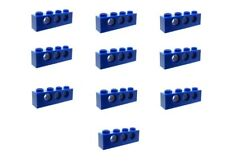 370123 Lego Technic Stein 1 x 4 Blau 5 Stück