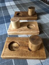 Wooden Watch Stand