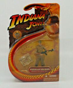Russian Soldier - INDIANA JONES - Kingdom of the crystal skull - MOC
