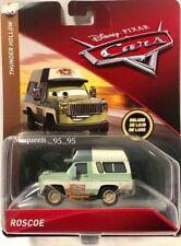 Disney Pixar Cars 3 ROSCOE Deluxe Thunder Hollow 2017 by Mattel