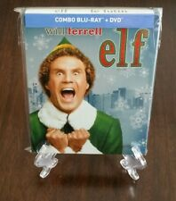 ELF Canadian Exclusive STEELBOOK Blu-ray. Christmas/Holiday Movie Will Ferrell