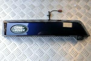 Land Rover Discovery 4 HSE blue tailgate handle rear door with reversing camera