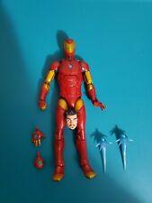 Marvel Legends Invincible Iron Man Prime Armor Black Panther Okoye BAF Wave