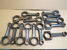 14 ea Continental IO-470 Aircraft Engine Connecting Rods Beechcraft  Cessna
