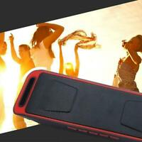 Bluetooth Speaker Wireless Waterproof Outdoor Stereo FM Bass Super Portable L8G6