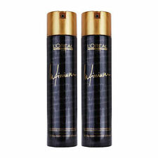 L'Oreal Infinium Professional Hairspray 500ml - Extra Strong x 2