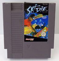 Nintendo NES Spiel - Ski or Die - PAL B NES-7S-NOE