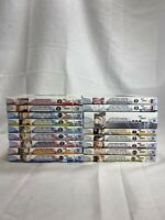 Air Gear OH! GREAT 1-19 Manga Collection Set Lot Volumes ENGLISH RARE