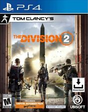 The Division 2 II - PS4 📥