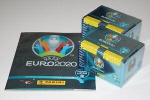 PANINI EURO 2020 SWISS PEARL EDITION Album + 2 Display Schweiz 200 Pack IN STOCK