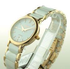 Roamer Swiss Made Damen Uhr C- Line Keramik  657844 49 25 60 Neu