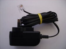 BT SYNERGY 5100/5500 REPLACEMENT POWER ADAPTOR FOR MAIN BASE UNIT ONLY 040497