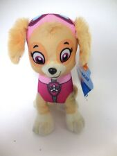 """Nickelodeon, Paw Patrol Skype with broken stitch on the back 10"""" New"""