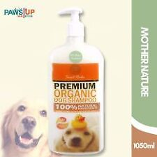 Saint Roche Premium Organic Dog Shampoo 1050 ml (Mother Nature)
