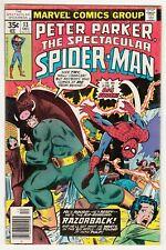 *** The Spectacular SPIDER-MAN *** n° 13 - 12/1977 - Marvel Comics // Anglais