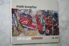 Mark Knopfler - Kill to get Crimson / CD + DVD