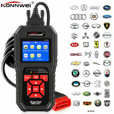 KONNWEI KW850 Black OBD2 Car Scanner Auto Car Diagnostic Tool OBDII Code Reader