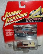 Johnny Lightning Tri-Chevy 1956 Chevy Bel Air *NEW*