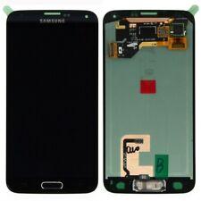 Display Full LCD Komplettset Schwarz für Samsung Galaxy S5 G900 / S5 Plus G901F