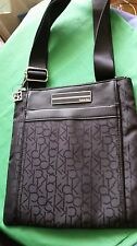 Calvin Klein Man Bag Commuter Cross Body NEW rrp $249.00 could carry tablet dev.
