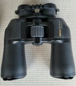 Nikon Action 10x50 6.5'' Lookout Binoculars with Soft Side Case