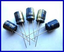 Panasonic Elko Elektrolyt Kondensator 100µF 50V 105° 10x12 Low ESR  5 Stück