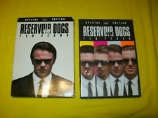 Reservoir Dogs Dvd With Slipcover Mr White Special Edition