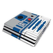 Skin Decal Cover Sticker for Sony PS4 Pro - Star Wars R2-D2