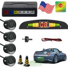 LED Display Parking Sensors for Car Truck Reversing Kit Buzzer Alarm Parktronic