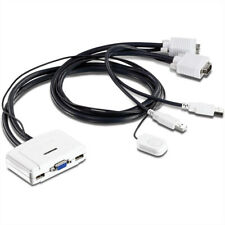 TRENDnet TK-217i KVM Switch 2-port USB