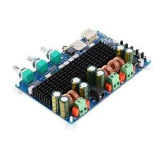 NEU- 2.1 Verstärkerplatine Bluetooth USB  Amplifier Audioverstärkerplatine A-
