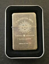 Supernatural WINCHESTER Bros. LIGHTER No 2 with Gift Box