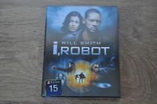 I, ROBOT Full Slip (Blu-ray +3D, Steelbook) Black Barons #15