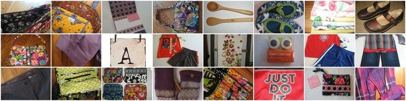 Womens Accessories and Kids Clothes