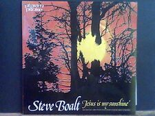 STEVE BOALT   Jesus Is My Sunshine  LP  Christain    Lovely copy !!