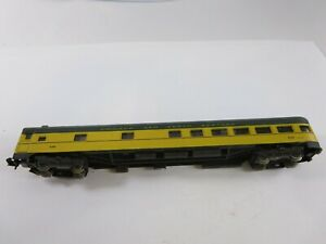 Atlas N Scale Chicago & North Western 930 Observation Car with Interior L1