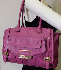 Guess Pasion Pink Shoulder Bag Satchel Handbag Purse