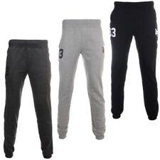 Pantaloni da uomo leggera in poliestere per palestra, fitness, corsa e yoga
